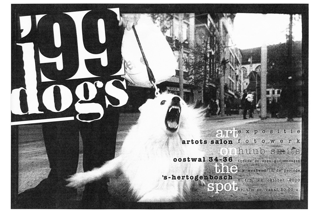 poster expo '99 dogs | 2000