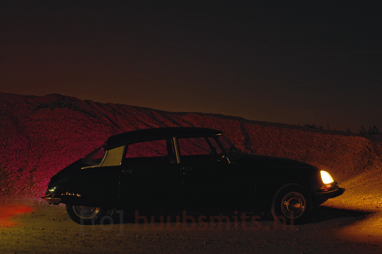 Citroen DS | huubsmits.nl